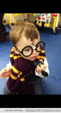 """<p>My son&rsquo;s first Halloween as a Harry Potter <a href=""""http://memes.mugglenet.com/Harry+Potter+Funny+Pics/My-sons-first-Halloween-as-a-Harry-Potte/3732"""">http://memes.mugglenet.com/Harry+Potter+Funny+Pics/My-sons-first-Halloween-as-a-Harry-Potte/3732</a></p>: Like this? You'll hate  MUGGLENET MEMES.COM <p>My son&rsquo;s first Halloween as a Harry Potter <a href=""""http://memes.mugglenet.com/Harry+Potter+Funny+Pics/My-sons-first-Halloween-as-a-Harry-Potte/3732"""">http://memes.mugglenet.com/Harry+Potter+Funny+Pics/My-sons-first-Halloween-as-a-Harry-Potte/3732</a></p>"""