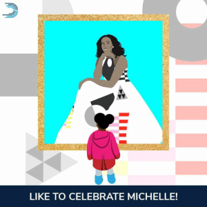 Birthday, Memes, and Happy Birthday: LIKE TO CELEBRATE MICHELLE! Happy birthday to the incredible woman who inspired us to go high when they go low, who inspired a generation of kids to eat their vegetables, and who continues to inspire us each and every day.  Sign Michelle's birthday card and let's remind her how much she still means to us: dems.me/2TV8lVZ