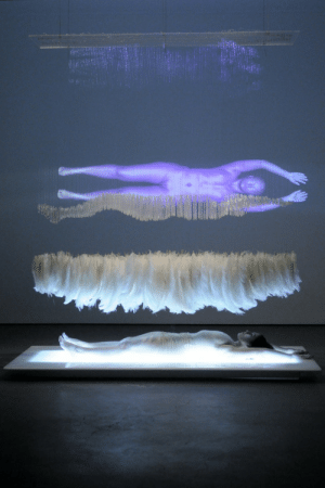 Tumblr, Blog, and Http: likeafieldmouse: Marilene Oliver - The Body in Question (2012)