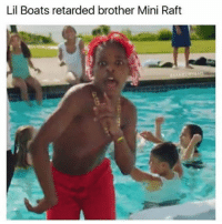 What's your Opinion on Lil Yachty? 🤔⬇️: Lil Boats retarded brother Mini Raft What's your Opinion on Lil Yachty? 🤔⬇️