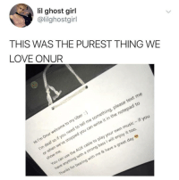 Ass, Love, and Memes: lil ghost girl  @lilghostgirl  THIS WAS THE PUREST THING WE  LOVE ONUR  ber)  me  ur welcome to my U  Hi I'm On  I'm deaf so if you  or when  u need to tell me something, please text  the notepad to  we've stopped you can write it in  show me.  can use the AUX cable to play your own music - if you  have anything with a strong b  Thanks for bearing with me 8 have a great day  ass I will enjoy it too. Chainsaws were originally created as a tool to help deliver babies