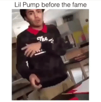 New pump or old pump ?: Lil Pump before the fame New pump or old pump ?