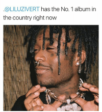 Memes, 🤖, and Song: @LILUZIVERT has the No. 1 album in  the country right now liluzivert has the 1 album in the country right now 🔥🔥🔥 What's your favorite song on the album? 🤔