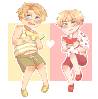 Crocs, Target, and Tumblr: lily-clare:  watermelon bois and crocs