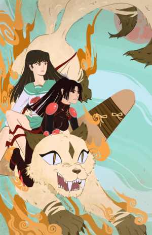 limedumplr:  Been watching Final Act <3 Let's give it up for the ultimate Cat lady, Sango! Inuyasha holds a very special place in my heart - It's the fist anime I ever saw and arguably the thing that set me on the path to becoming a full on anime nerd. : limedumplr:  Been watching Final Act <3 Let's give it up for the ultimate Cat lady, Sango! Inuyasha holds a very special place in my heart - It's the fist anime I ever saw and arguably the thing that set me on the path to becoming a full on anime nerd.