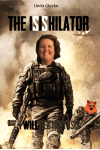 is this even a meme?: Linda Glocke  THE SHILATOR is this even a meme?
