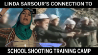 "The first ""School Shooting Training Camp"" was discovered in New Mexico and run by a famous Islamic leader's son.    What Does Linda Sarsour have to do with it?    CNN, The New York Times, CBS and Time Magazine have neglected to mention it.: LINDA SARSOUR'S CONNECTION TO  GE  SCHOOL SHOOTING TRAINING CAMP The first ""School Shooting Training Camp"" was discovered in New Mexico and run by a famous Islamic leader's son.    What Does Linda Sarsour have to do with it?    CNN, The New York Times, CBS and Time Magazine have neglected to mention it."