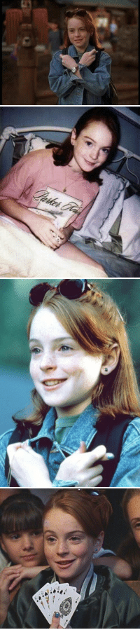 Memes, Trap, and Lindsay Lohan: Lindsay Lohan in The Parent Trap https://t.co/hhsMxnv6w0