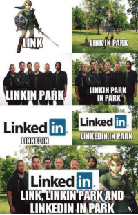 LINK  LINKIN PARK  LINKIN PARK  LINKIN PARK  IN PARK  Linked  Linked  in  din  LINKEDIN IN PARK  LINKEDIN  Linked  ain  LINK, LINKIN PARKAND  LINKEDIN IN PARK The missing link.