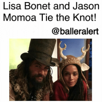 "Children, Lenny, and Lenny Kravitz: Lisa Bonet and Jason  Momoa Tie the Knot!  @balleralert Lisa Bonet and Jason Momoa Tie the Knot!-blogged by @thereal__bee ⠀⠀⠀⠀⠀⠀⠀⠀⠀ ⠀⠀ According to PageSix, actors LisaBonet and JasonMomoa have officially tied the knot! ⠀⠀⠀⠀⠀⠀⠀⠀⠀ ⠀⠀ ""Jason Momoa and Lisa Bonet had an official wedding a few weeks ago at their house in Topanga, California,"" a source told Us Weekly. ⠀⠀⠀⠀⠀⠀⠀⠀⠀ ⠀⠀ The couple, who met in 2005 and were said to have been married in 2007, reportedly purchased a marriage license on Oct. 2 and exchanged vows a week later. ⠀⠀⠀⠀⠀⠀⠀⠀⠀ ⠀⠀ The couple has two children together, Lola, 10, and son Nakoa-Wolf, 8. ⠀⠀⠀⠀⠀⠀⠀⠀⠀ ⠀⠀ US Weekly also reports that Bonet's oldest daughter from her ex-husband Lenny Kravitz, ZoëKravitz, was present for her mom's wedding nuptials. ballerificcouples"