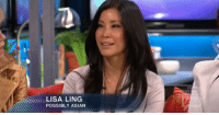<blockquote> <p>idk not convinced</p> </blockquote>: LISA LING  POSSIBLY ASIAN <blockquote> <p>idk not convinced</p> </blockquote>