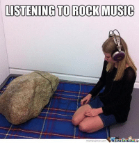 Close enough?: LISTENING TO ROCK MUSIC  Mtmecenter  meme Center-Com Close enough?