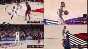 Lit, Memes, and Damian Lillard: lit  115  4TH  8.2  115  4TH  8.2  ROCKETS TOMORROW8  ROCKETS  GEDEG  115 POR 115  4TH  OKC 115 POR 115 OT  8.2 QUADCAM: Damian Lillard's game winner!   Via @bubbaprog   https://t.co/2P76kI40RY