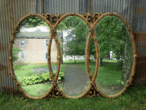 megatraven: phoenixbracer:  autumngracy:  zooophagous:  victoriankeysmash:  nicejewishgirl:   thegolddig:  Huge Vintage Triple Mirror (more information, more etsy gold)  btw this is called a triple wedding ring mirror   Im so glad faerie portals are coming with options these days   How the fuck was this photographed   How the fuck was this photographed   the second pic made me feel such an enormous amount of dread and i fear that if i turn around, he'll be standing right behind me and i will finally learn the truth of what he had to do : liti  02 megatraven: phoenixbracer:  autumngracy:  zooophagous:  victoriankeysmash:  nicejewishgirl:   thegolddig:  Huge Vintage Triple Mirror (more information, more etsy gold)  btw this is called a triple wedding ring mirror   Im so glad faerie portals are coming with options these days   How the fuck was this photographed   How the fuck was this photographed   the second pic made me feel such an enormous amount of dread and i fear that if i turn around, he'll be standing right behind me and i will finally learn the truth of what he had to do