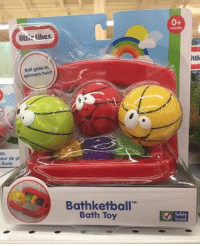 Funny, Memes, and Test: litt tikes.  goes in,  spinners twirl!  eur de pl  Bathketball'M  Bath Toy  0+  ittle  Safet  Tested Clever! #CFPics #funny