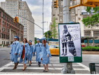 """Protest, School, and Subway: LITTLE <p><a href=""""http://tonyespera.tumblr.com/post/119466604205/early-this-morning-an-anonymous-person-or-persons"""" class=""""tumblr_blog"""">tonyespera</a>:</p>  <blockquote><blockquote><p>Early this morning, an anonymous person or persons put up posters around Columbia University—in the 116th Street subway station, outside of Tom's Restaurant, on stoplights and construction walls—emblazoned with the image of student <a href=""""http://gothamist.com/tags/emmasulkowicz"""">Emma Sulkowicz</a> and her now-iconic mattress. Since September 2014, Sulkowicz has been dragging the mattress around campus as a protest against the school's handling of her rape allegations against another student. (That student, Paul Nungesser, <a href=""""http://gothamist.com/2015/04/24/columbia_rape_lawsuit.php"""">has since sued the university</a>.) This morning's posters accuse Sulkowicz of making it all up, dismissing her as """"Pretty Little Liar"""" with the caption """"Emma Sulkowitz"""" [sic] and """"RapeHoax.""""<a href=""""http://gothamist.com/2015/05/20/columbia_rape_protest_posters.php""""> [Continued]</a><br/></p></blockquote><p>Absolutely disgusting, how dare they do this to her.</p></blockquote>  <p>Do what? Call into question her questionable (to say the least) claims? It&rsquo;s interesting that in the midst of their outrage I haven&rsquo;t seen a single person provide any actual evidence that she&rsquo;s telling the truth. Probably because it doesn&rsquo;t exist. It&rsquo;s just &ldquo;how dare they not believe a girl who said she was raped without any evidence?! Rape culture! The patriarchy!&rdquo;</p>"""