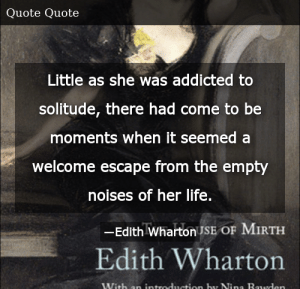 Edith Wharton-The House of Mirth