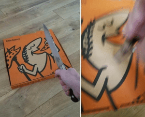 Julius Cesar assassinated by Senate (Circa 44 B.C.): Little Caesars Julius Cesar assassinated by Senate (Circa 44 B.C.)