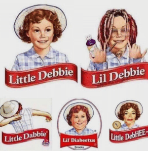 Meirl by Adrian_Dirty_P00PER MORE MEMES: Little Debbie  Lil Debbie  de.create  Little Dabbie  Lil' Diabeetus  Shetto  Little DebHEE-  Snacks Meirl by Adrian_Dirty_P00PER MORE MEMES