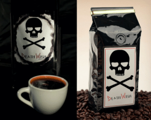 little-miss-squirrel-girl:  korpsecosplay:  quoting-shakespeare-to-ducks:  liliesandthorns:  lookwhatihavefound:   Death Wish Coffee ($20)  Billed as the world's strongest coffee, Death Wish Coffee is not for casual drinkers. Buy it ground or as whole beans and even in a 2 oz sample size if you're skeptical and get ready to speak at an alarming speed.   I should get some ^ for my Monday mornings.  i want it  amazon review: 268 of 286 people found the following review helpful MY BLOOD IS CAFFINATED By A. Smith on November 13, 2013 Verified Purchase I AM DRINKING THIS COFFEE RIGHT NOW AND I CANNOT STOP SHOUTING AND WRITING IN CAPS LOCKS IT IS SO GOOD AND IT IS SUPER CAFFINATED AND PUNCTUATION IS FOR LOSERS THAT LIKE WEAK COFFEE   hitmanjustin rhettandlink LOOKIT   I think my dad needs this: little-miss-squirrel-girl:  korpsecosplay:  quoting-shakespeare-to-ducks:  liliesandthorns:  lookwhatihavefound:   Death Wish Coffee ($20)  Billed as the world's strongest coffee, Death Wish Coffee is not for casual drinkers. Buy it ground or as whole beans and even in a 2 oz sample size if you're skeptical and get ready to speak at an alarming speed.   I should get some ^ for my Monday mornings.  i want it  amazon review: 268 of 286 people found the following review helpful MY BLOOD IS CAFFINATED By A. Smith on November 13, 2013 Verified Purchase I AM DRINKING THIS COFFEE RIGHT NOW AND I CANNOT STOP SHOUTING AND WRITING IN CAPS LOCKS IT IS SO GOOD AND IT IS SUPER CAFFINATED AND PUNCTUATION IS FOR LOSERS THAT LIKE WEAK COFFEE   hitmanjustin rhettandlink LOOKIT   I think my dad needs this