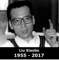 "13 JUL: Nobel laureate Liu Xiaobo, who was China's most prominent human rights and democracy advocate, has died aged 61, officials say. The activist was being treated for terminal liver cancer in a hospital in north-eastern China. He had been transferred from prison last month, where he was serving an 11-year term for ""subversion"". A university professor turned rights campaigner, Mr Liu was branded a criminal by the authorities. He was repeatedly jailed throughout his life, and had also been subject to heavy restrictions when he was free, while his wife, Liu Xia, was placed under house arrest. PHOTO: REUTERS-Will Burgess @BBCNews LiuXiaobo RIP Nobel laureate China campaigner: Liu Xiaobo  1955 2017 13 JUL: Nobel laureate Liu Xiaobo, who was China's most prominent human rights and democracy advocate, has died aged 61, officials say. The activist was being treated for terminal liver cancer in a hospital in north-eastern China. He had been transferred from prison last month, where he was serving an 11-year term for ""subversion"". A university professor turned rights campaigner, Mr Liu was branded a criminal by the authorities. He was repeatedly jailed throughout his life, and had also been subject to heavy restrictions when he was free, while his wife, Liu Xia, was placed under house arrest. PHOTO: REUTERS-Will Burgess @BBCNews LiuXiaobo RIP Nobel laureate China campaigner"