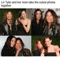 Tyler: Liv Tyler and her mom take the cutest photos  together  SU
