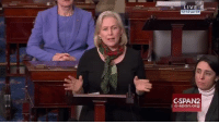 Memes, Kirsten Gillibrand, and 🤖: LIVE  2:12 am ET  GSPAN2  C-span.org Thank you Senator Kirsten Gillibrand for speaking out against the Senate Republicans' extreme move.