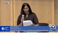 LIVE  24  Seattle FULL COUNCIL  City  Council  Seattle City Council  Monday, May 14, 2018  seattlechannel kiro7.com Seattle needs a reminder that #taxationistheft.