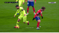 Sports, Live, and Messi: LIVE  44:55 ATM 0 0 BAR  bSIN SPORTS HDTS  FRENCH  FCBCOMPS10 Griezmann buscando a Messi cabroworld