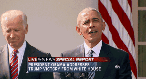 News, Obama, and Target: LIVE 6&NEWS SPECIAL REPORT  PRESIDENT OBAMA ADDRESSES  TRUMP VICTORY FROM WHITE HOUSE  6be mysharona1987:Biden's lack of giving a fuck is genuinely stunning in this moment.