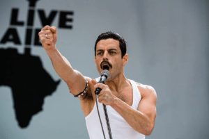 Rami Malek wins Best Actor for #BohemianRhapsody! #Oscars: LIVE  AI Rami Malek wins Best Actor for #BohemianRhapsody! #Oscars