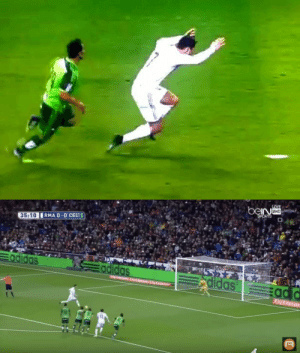 VAR was introduced in 2016  Football players before 2016: https://t.co/JE2cIJbPvb: LIVE  beiNaHD  SPORTS  RMA 0-0 CEL  35:10  Eadidas  5 715  rdidas  Eadidas  adid  toasNtm IVEmi  Fly Emirate  T VAR was introduced in 2016  Football players before 2016: https://t.co/JE2cIJbPvb