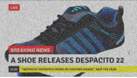 Despacito: LIVE  BREAKING NEWS  ASHOE RELEASES DESPACITO 22  15.23