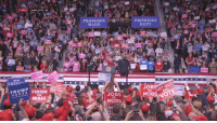 Charlotte, Jobs, and join.me: LIVE CHARLOTTE, NC  PROMISES  MADE  PROMISES  KEPT  OM  MERICA  MAKE  AMERIC  OBOUT  NOTE  MERICA  RUMP  PENCE  JOBS  VS  THE  WALL  MOBS Join me LIVE in Charlotte, NC! Great crowd for a #MAGA rally!  SIGN UP TO VOTE @ vote.donaldjtrump.com