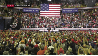 join.me, Live, and Com: LIVE CHATTANOOGA, TN  PROMISES MADE  PROMISES KEPT Join me LIVE in Chattanooga, TN! Great crowd for a #MAGA rally!  SIGN UP TO VOTE @ vote.donaldjtrump.com