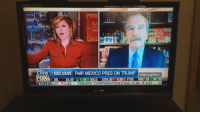 """Blackpeopletwitter, Fucking, and Fuck: LIVE EXCLUSIVE FMR MEXICO PRES ON TRUMP  @Mornings Maria  GOLD 12  30 9.50 TFTSE  6097.59A 84.78  ET 6.07 V0.82  TESORO CORPORATION TSO Mexican president tells a Fox anchor that Mexico is not paying for that """"fucking wall"""" on live tv"""
