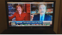 """Fucking, Funny, and Fuck: LIVE EXCLUSIVE FMR MEXICO PRES ON TRUMP  @Mornings Maria  GOLD 12  30 9.50 TFTSE  6097.59A 84.78  ET 6.07 V0.82  TESORO CORPORATION TSO Mexican president tells a Fox anchor that Mexico is not paying for that """"fucking wall"""" on live tv"""