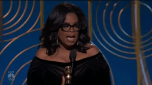 exposingland:  Oprah receiving the Cecil B. DeMille Award at the 2018 Golden Globes. Blazing the way forward for women entertainment everywhere – especially women of color. : LIVE exposingland:  Oprah receiving the Cecil B. DeMille Award at the 2018 Golden Globes. Blazing the way forward for women entertainment everywhere – especially women of color.