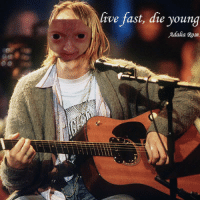 Live, Rose, and Fast: live fast, die young  Adalia Rose.