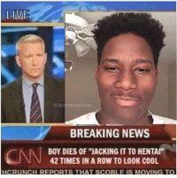 """Apple, Hentai, and Memes: LIVE  @jesu  sloveslean  BREAKING NEWS  BOY DIES OF """"JACKINGITTO HENTAI""""  42 TIMES IN A ROW TO L00K COOL  HCRUNCH REPORTS THAT SCOBLE IS MOVING TO I would like to acquire the sampled information in which I feel a need to have interest in who could possible be creator of this particular peace of content, which was shared on the internet using a large social media outlet to host the specific image 😂 (Apple induced emotional device used to quickly express emotions in a fun and colorful manor)"""
