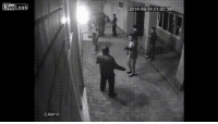 Boxer, Live, and Wife: Live  Leak  2014-09-14 01:50:38  CAM10 Harrasing the wife of a professional boxer, WCGW?
