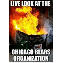 LIVE LOOK AT THE  13ag  CHICAGO BEARS  ORGANIZATION  mgflip corti Bears Still Suck chicago nfl🏈 dabears bears bearssuck bearsstillsuck packers packersmemes gopackgo