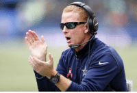 Live look in at Jason Garrett after the Cowboys missed game-winning field goal https://t.co/6GnD3I5LMN: Live look in at Jason Garrett after the Cowboys missed game-winning field goal https://t.co/6GnD3I5LMN