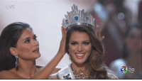 France has been crowned MissUniverse 2017: LIVE  so  3  28 France has been crowned MissUniverse 2017