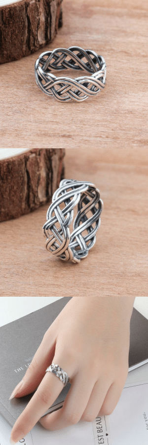 livelaughlovematters:  This beautiful and unique Infinity Celtic Knot Ring is the Perfect gift your Friends, Family or Special someone! Make someone's day with this lovely thing! => AVAILABLE HERE <= : livelaughlovematters:  This beautiful and unique Infinity Celtic Knot Ring is the Perfect gift your Friends, Family or Special someone! Make someone's day with this lovely thing! => AVAILABLE HERE <=