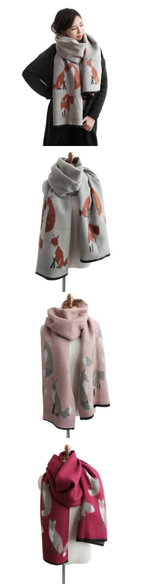 livelaughlovematters:  This beautiful and Unique light, soft, warm and durable scarf is the Perfect Gift for your Friends and Family! It's Exquisite fox Design Pattern will match any outfit!***USE CODE: FOX FOR A DISCOUNT***=> GET YOURS HERE <=: livelaughlovematters:  This beautiful and Unique light, soft, warm and durable scarf is the Perfect Gift for your Friends and Family! It's Exquisite fox Design Pattern will match any outfit!***USE CODE: FOX FOR A DISCOUNT***=> GET YOURS HERE <=