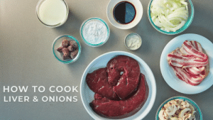 Liver And Onions - A Visual Guide: Liver And Onions - A Visual Guide