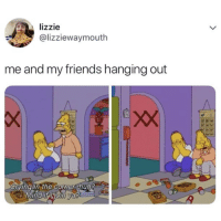 Friends, Mind, and Lizzie: lizzie  @lizziewaymouth  me and my friends hanging out  xX  Cryingin the cormer huhy  Mind if Hioin Wa  0