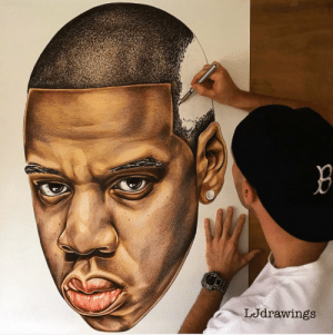 Happy 50th Birthday goes out to Jay Z! Comment your favorite song of his below! 👇🎂🎈 via:(IG laurensdrawings) https://t.co/zTgdGqyzpw: LJdrawings Happy 50th Birthday goes out to Jay Z! Comment your favorite song of his below! 👇🎂🎈 via:(IG laurensdrawings) https://t.co/zTgdGqyzpw