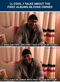 """<p><b>WEB EXCLUSIVE: </b>LL Cool J hung out backstage to tell us about the album that introduced him to hip-hop and jazz!</p><figure class=""""tmblr-embed tmblr-full"""" data-provider=""""youtube"""" data-orig-width=""""540"""" data-orig-height=""""304"""" data-url=""""https%3A%2F%2Fwww.youtube.com%2Fwatch%3Fv%3D4lsy40bqRIg""""><iframe width=""""540"""" height=""""304"""" id=""""youtube_iframe"""" src=""""https://www.youtube.com/embed/4lsy40bqRIg?feature=oembed&amp;enablejsapi=1&amp;origin=https://safe.txmblr.com&amp;wmode=opaque"""" frameborder=""""0"""" allowfullscreen=""""""""></iframe></figure>: LL COOL J TALKS ABOUT THE  FIRST ALBUMS HE EVER OWNED   #FA  ONIGH  IT WASTHE FIRST RECORDI HAD EVER PURCHASED.   FALLONTONIGHT  ISTILL HAD PAJAMAS WITH FEET AT THE BOTTOM <p><b>WEB EXCLUSIVE: </b>LL Cool J hung out backstage to tell us about the album that introduced him to hip-hop and jazz!</p><figure class=""""tmblr-embed tmblr-full"""" data-provider=""""youtube"""" data-orig-width=""""540"""" data-orig-height=""""304"""" data-url=""""https%3A%2F%2Fwww.youtube.com%2Fwatch%3Fv%3D4lsy40bqRIg""""><iframe width=""""540"""" height=""""304"""" id=""""youtube_iframe"""" src=""""https://www.youtube.com/embed/4lsy40bqRIg?feature=oembed&amp;enablejsapi=1&amp;origin=https://safe.txmblr.com&amp;wmode=opaque"""" frameborder=""""0"""" allowfullscreen=""""""""></iframe></figure>"""